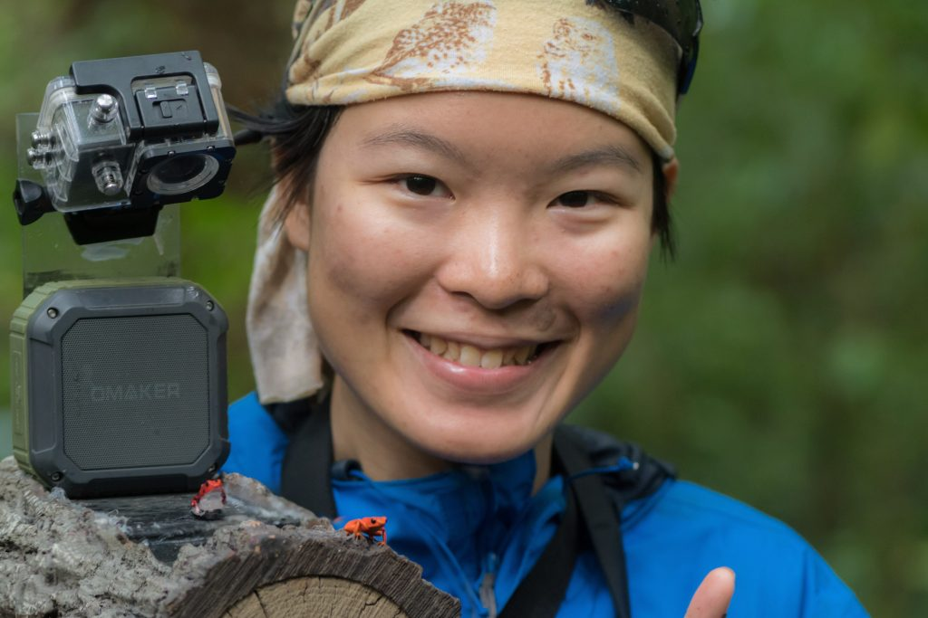 Yusan Yang