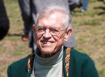 David Wake Smiling
